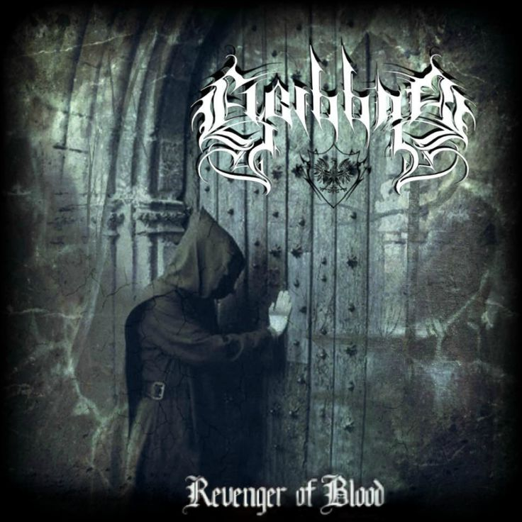 Elgibbor - Revenger Of Blood (CD 2016)  Atmospheric Black Metal