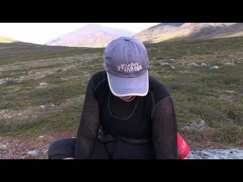 """▶ Fjällräven Classic 2013, Day 4, Alesjaure to Kieron, """"Relieved but sad when we come to the end"""" - YouTube"""