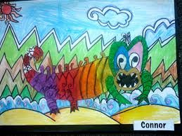 taniwha artwork primary - Google Search