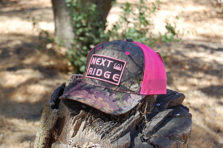 Huntress Camo Hat