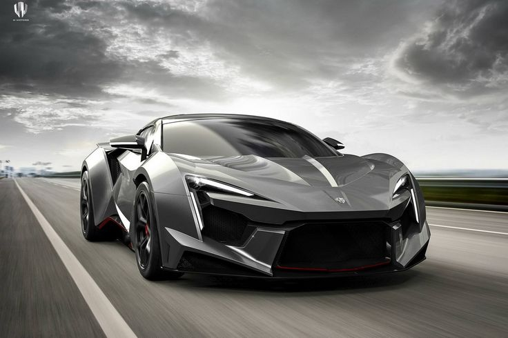 W Motors : la Fenyr Supersport après la Lykan Hypersport