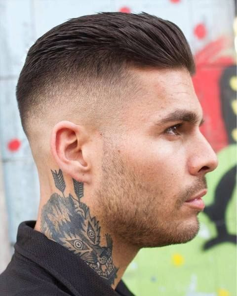 Haircuts Short Back And Sides Long On Top | Hair Color Ideas and ...