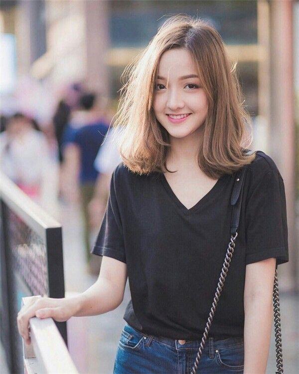 Pin Oleh 25 09 Di Jidapa Siribunchawan Gadis Cantik Hidup