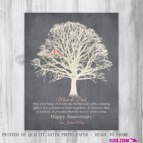 35th Wedding Anniversary Gift Ideas For Parents: 66 Best 50th Anniversary Images On Pinterest
