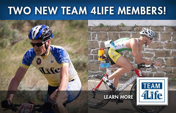 4Life team members know the power of Transfer Factors and how they help them have more energy in races and recover faster, Email me for more information