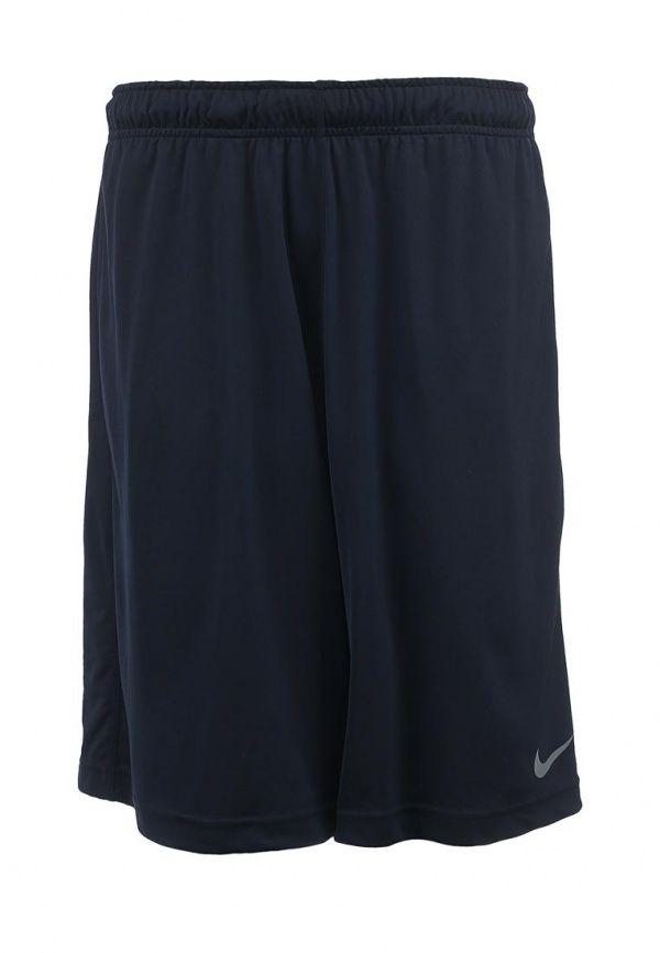 Шорты Nike / Найк мужские. Цвет: синий. Сезон: Весна-лето 2014. С бесплатной доставкой и примеркой на Lamoda. http://j.mp/1pDjbcJ