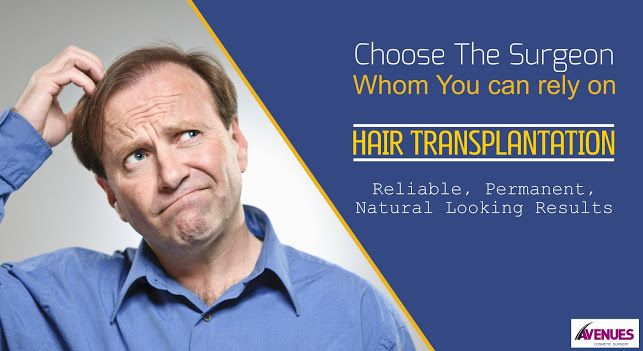 The excess hair loss makes you look ugly which has a right connection with the physical appearance and this directly causes extreme emotional stress in a human thus it is equally essential to take care of your hair just like you care for other body organs. This is only possible if you do proper care and maintenance of your hairs. Further if conditions beyond your control you must directly go for Hair Loss Treatment in Ahmedabad at Avenues Clinic before it is too late.