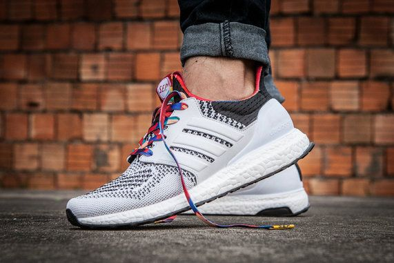 Free Shipping Only 69$ adidas Ultra Boost 2016 2017 S E P AF5785 Grey Multi Color