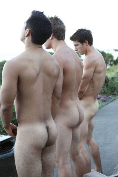 Ass good, men shower naked christian retreat need black