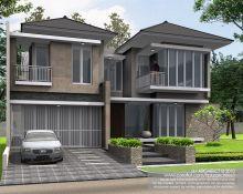 Mr. David Wijaya Shophouse - Construction On Progress will be completed on March 2012  Cempaka Putih Shophouse (Ruko) @ Cempaka Putih Tengah 1 no. 5 Jakarta Pusat