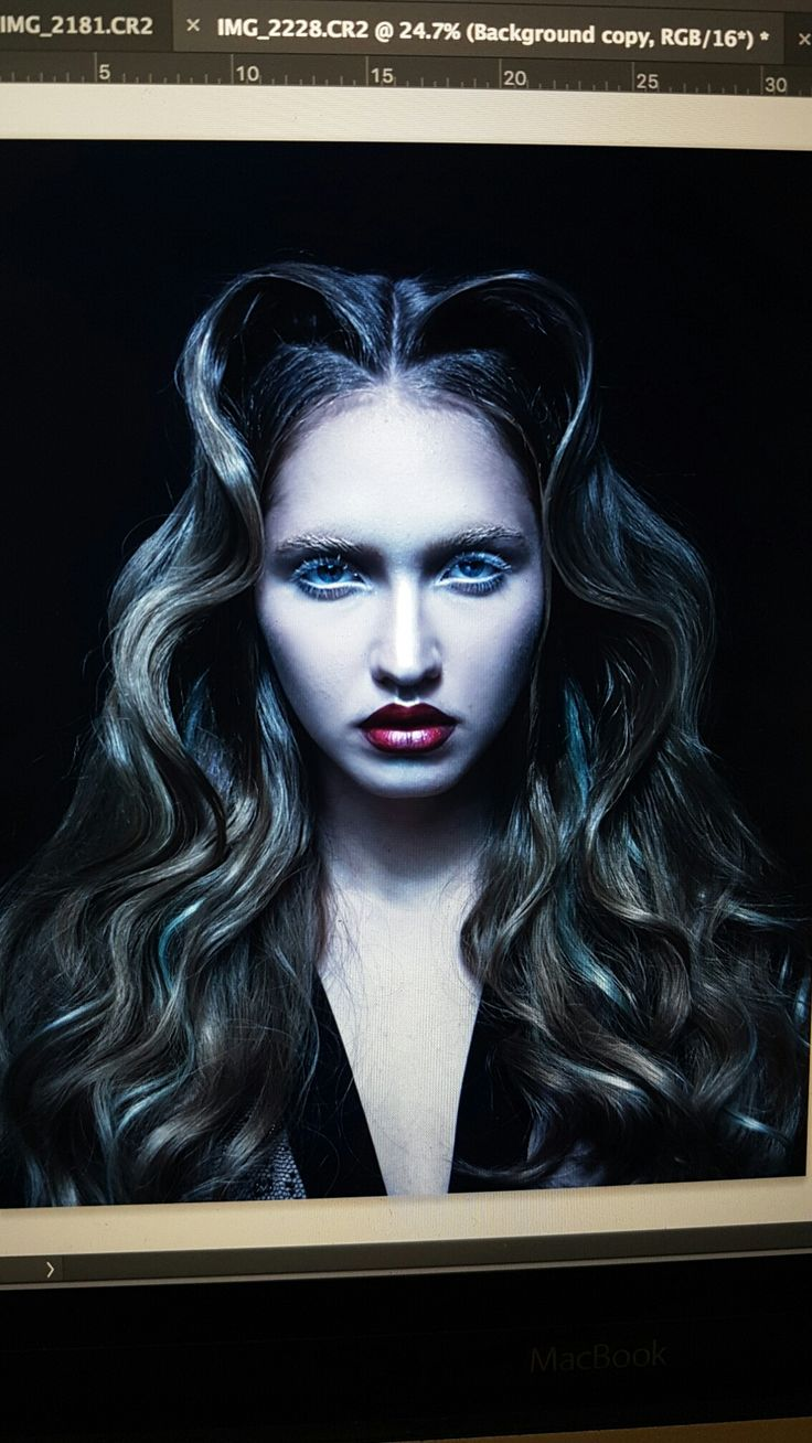 Hair inspiration by oana moldoveanu Hair amazing hair concept for Estetica cover makeup by cristian buca