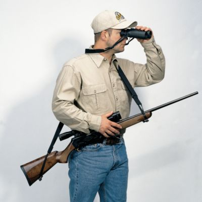 Safari Rifle Sling : Cabela's