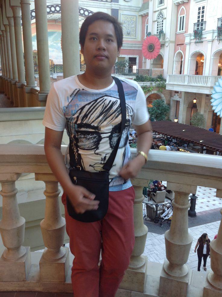 Me at Mercato Mall