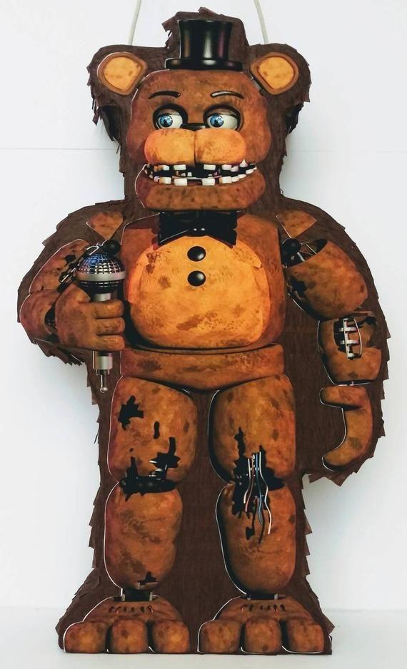 Halloween Funko Pop 2020 Five Nights At Freddy Freddy Pinata o Ennard Pinata o Ballon Boy Pinata o Nightmare