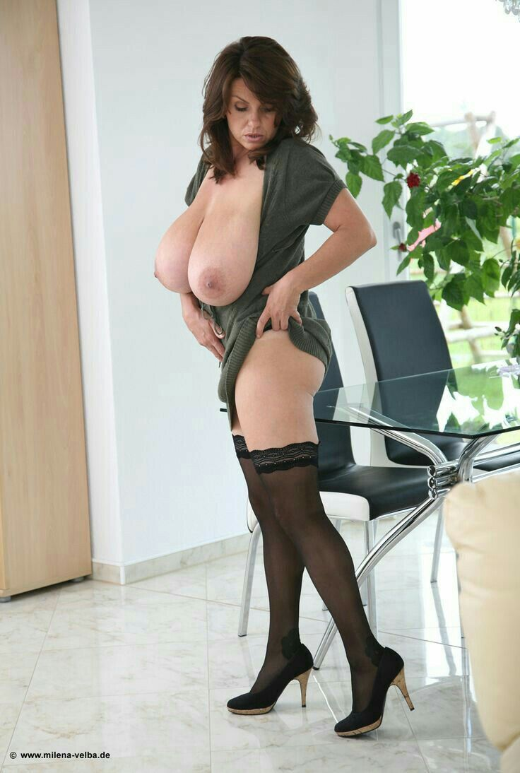 Rod busty milena velba very Reese beautiful, but