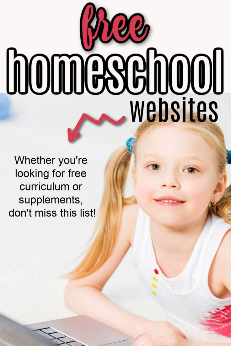11 of Our Favorite Homeschool Websites for All Ages Free