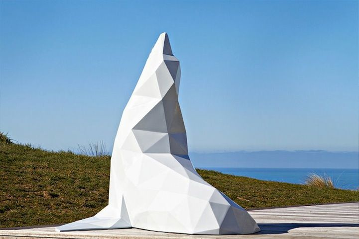 Geometric-Animal-Sculptures-by-Ben-Foster-9