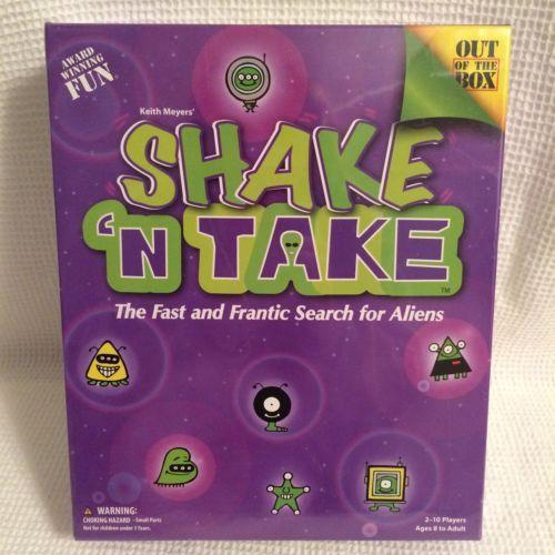 Shake-N-Take-new-sealed-box
