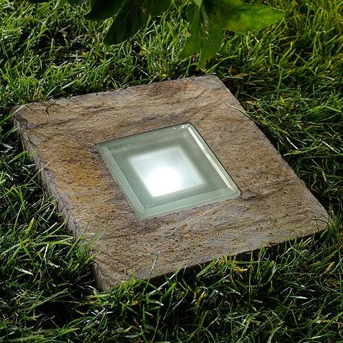 iluminacion del jardin @