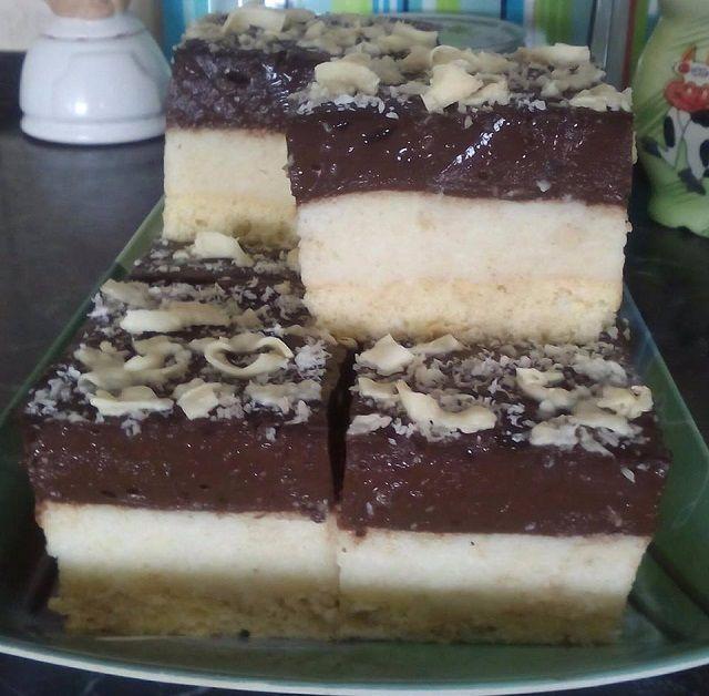 Kókuszos tejbegríz szelet sütés nélkül! Könnyen elkészíthető, csábító édesség! - Egyszerű Gyors Receptek