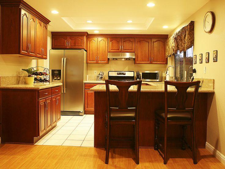 186 best Kitchens images on Pinterest Kitchen Kitchen ideas and