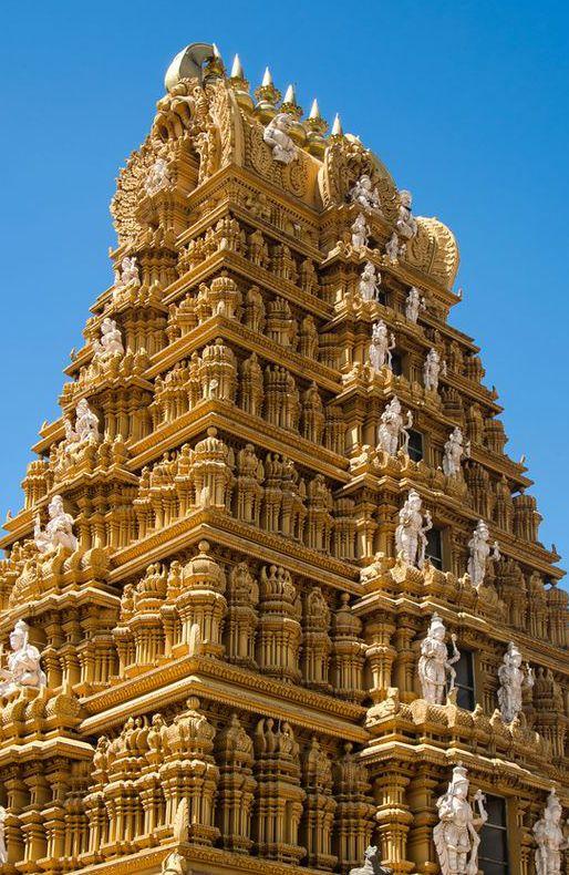 Temple of Nanjangud, Mysore - details..