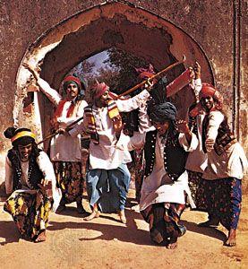 Bhangra Dance Songs For Kids