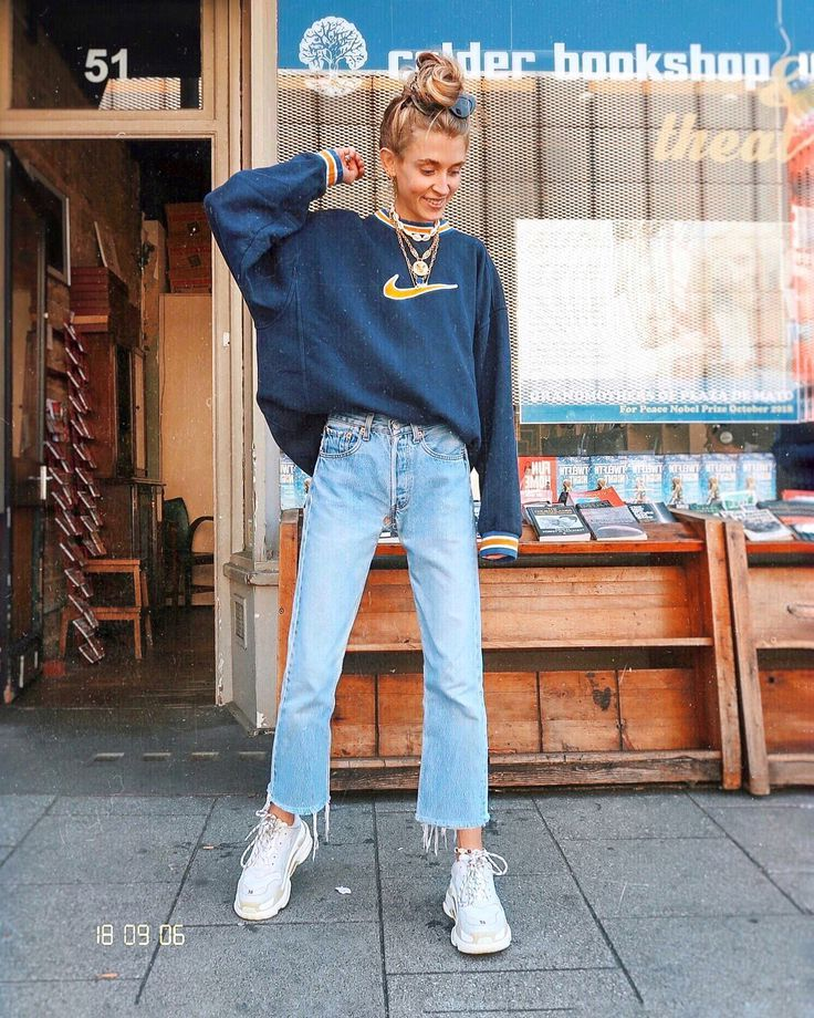 Teenage Outfit Mode Lässig Stil @oliviabynature #Lookaki