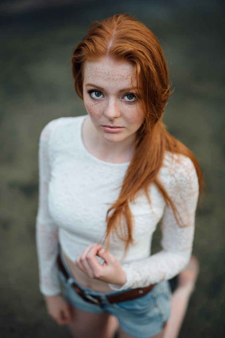 All Redheads Are Beautiful- Male, Female, Young, Old, Fat, Skinnywe Are A Unique Genetic -1690