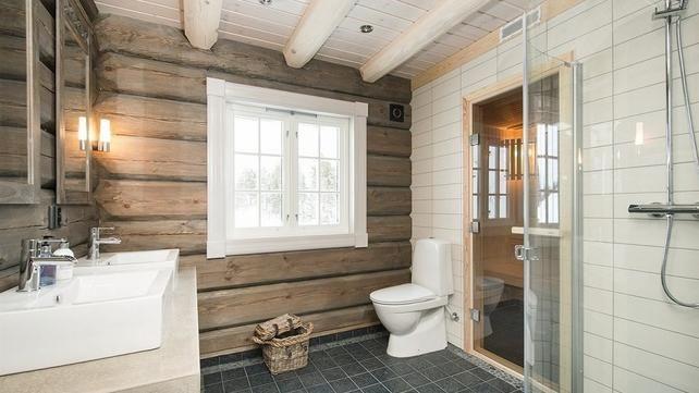 fliser på gulv hytte - Google Search