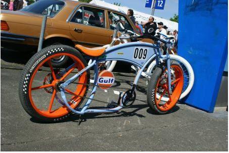 Custom bicycles SWEET RACER i want one
