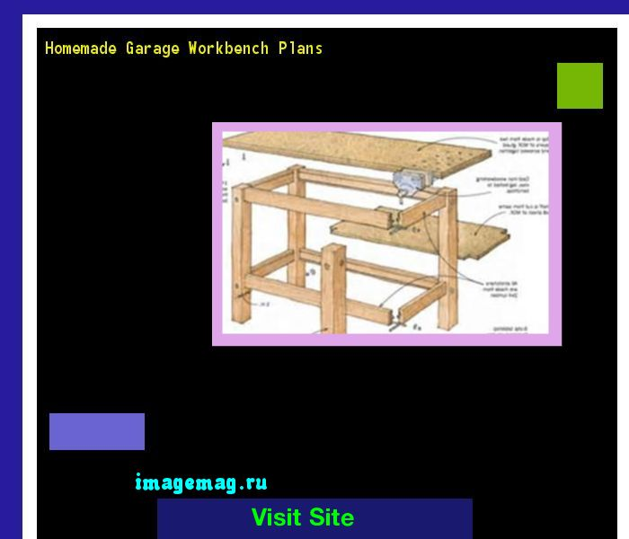 Homemade Garage Workbench Plans 140453 - The Best Image Search