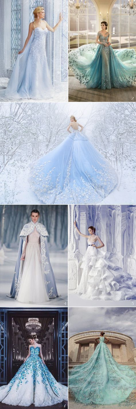 42 Fairy Tale Wedding Dresses For The Disney Princess Bride – #Bride #Disney #Dr…