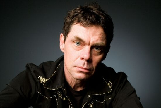 Rich Hall would like to have a word with you.  About cinema.  And cheesecake.  But mostly cinema.