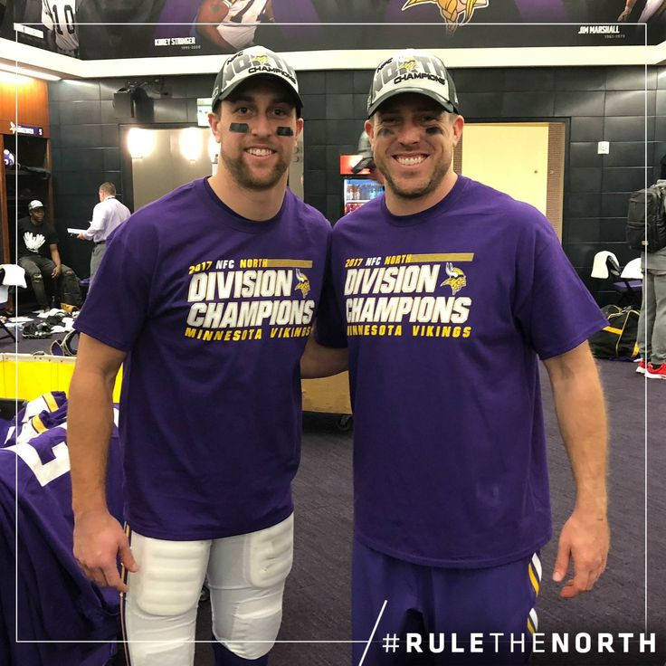 Keenum and Thielen
