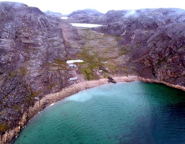 nunavut baffin island peninsula