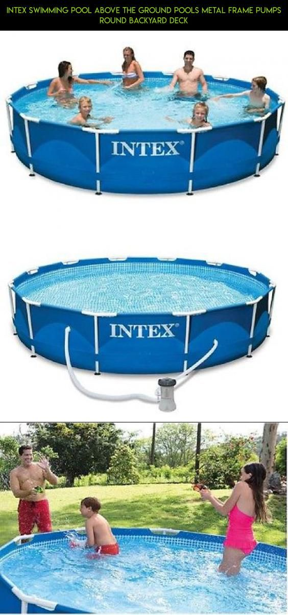 Swimming Pool Deck Cleaning : Best ideas about intex swimming pool on pinterest