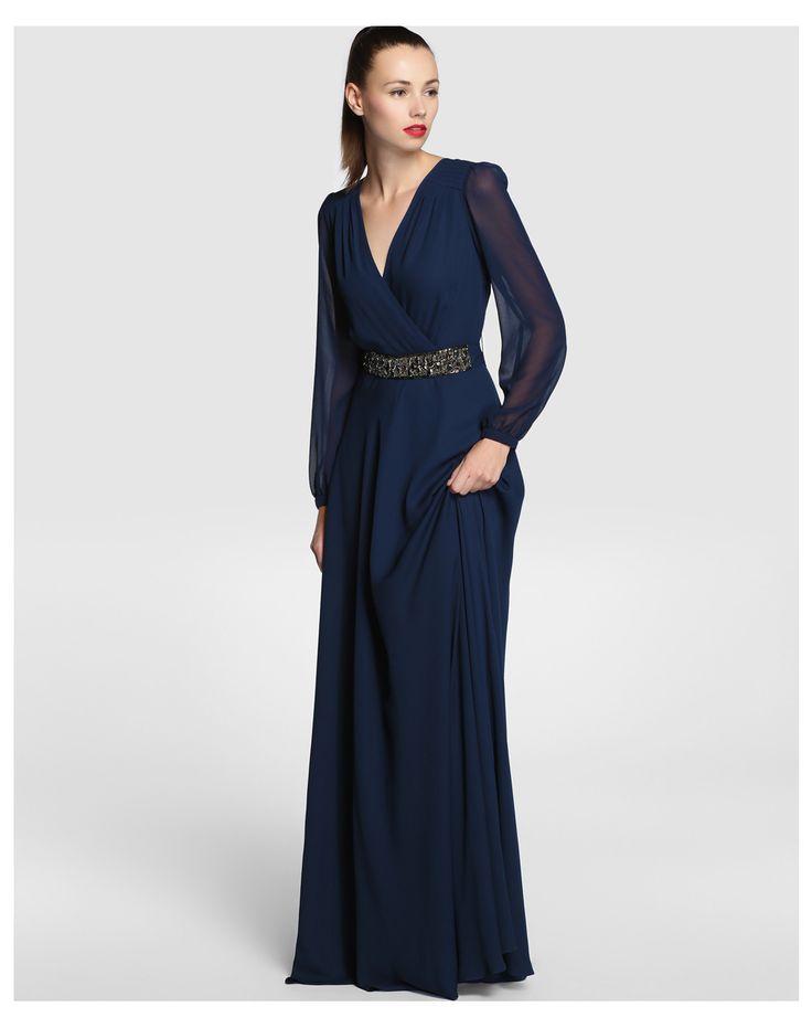 azul para una ocasión especial | Cuidar de tu belleza es facilisimo.com