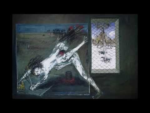 Arthur Boyd 'Paintings in the studio ...'