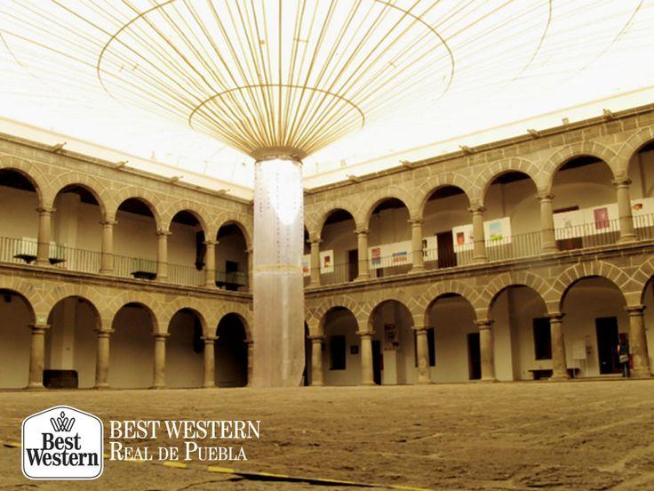 EL MEJOR HOTEL EN PUEBLA. El Museo de Arte Virreinal, está ubicado a tan sólo 5 minutos del Zócalo y cuenta con 8 salas en las que, continuamente, se presentas distintas manifestaciones de arte. En Best Western Real de Puebla, nuestras instalaciones están ubicadas en la zona céntrica para que tenga la oportunidad de desplazarse fácilmente, a cualquier sitio de su interés. #bestwesternpuebla