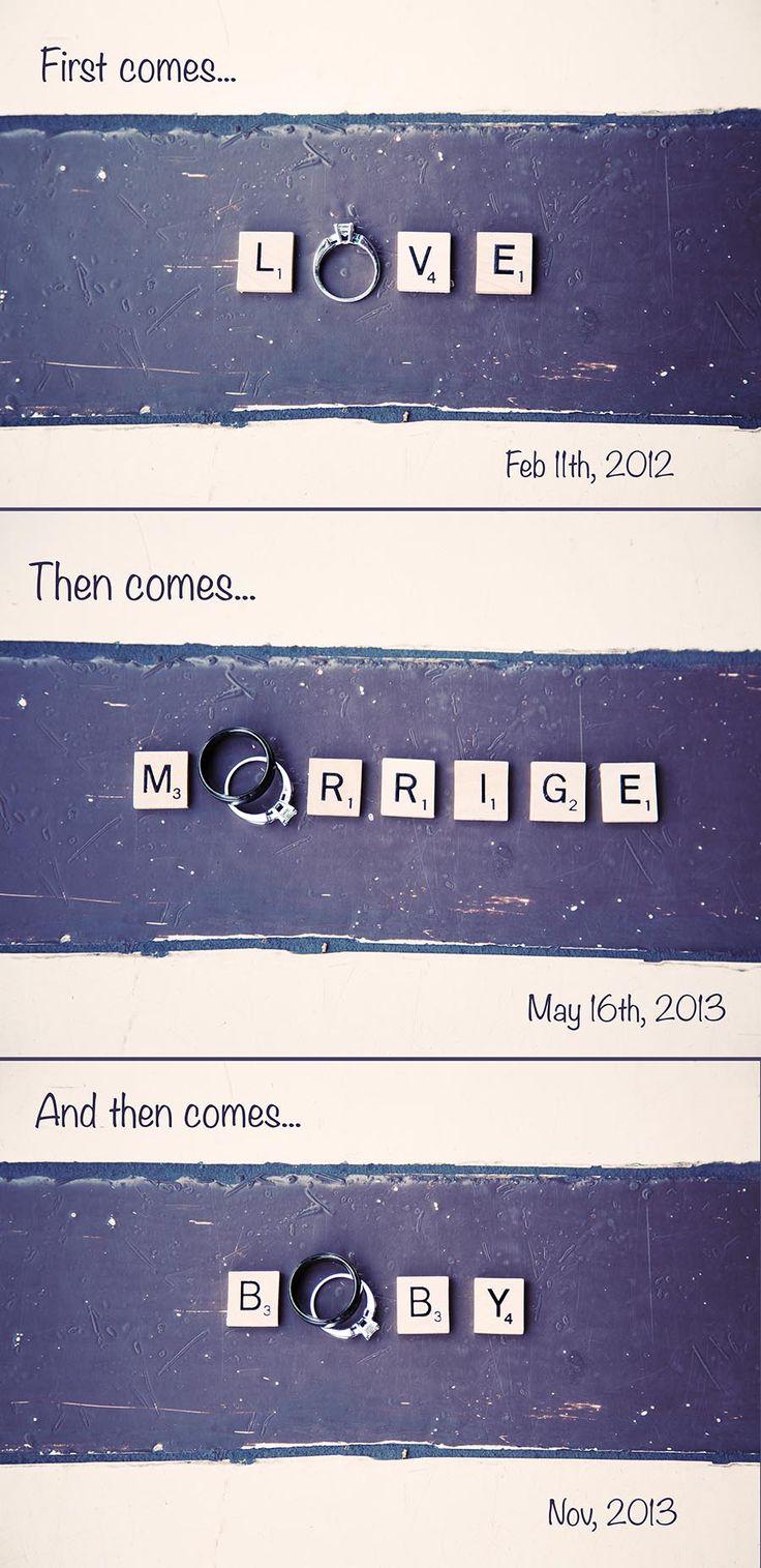 Las Vegas Wedding Photographers, PREGNANCY ANNOUNCEMENT