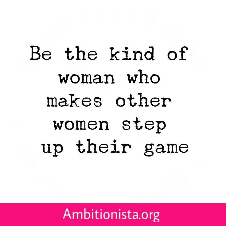 """If you want to be surrounded by inspiring women start by becoming one yourself. Be a boss...blaze trails and show your sisterhood how it's done. One woman's success shows another woman that it's possible. When you step into your power you give someone else permission to do the same."" @MiraJoleigh #quote __________________ Join the #Ambitionista Success Club! Link in bio by ambitionista"