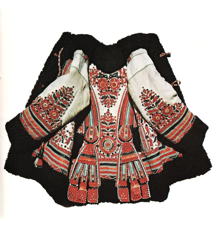 lovely hand-crafted jacket