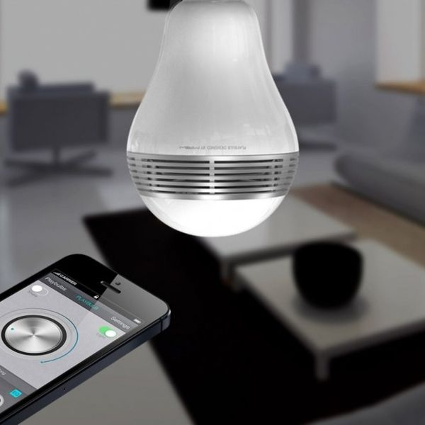 PlayBulb Smart LED Speaker Bulb
