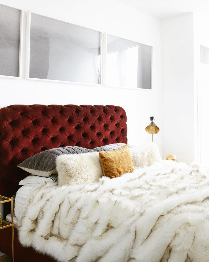 Best 25+ Velvet headboard ideas on Pinterest | Velvet ...