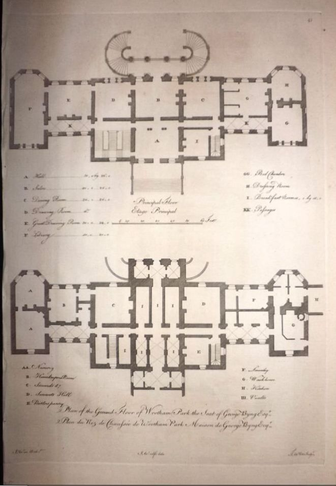 1329 best british country houses images on pinterest for Who draws house plans near me