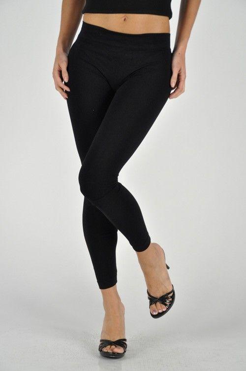 Kiki La'Rue - La'Rue Leggings  - PLUS - Black, $16.00 (http://www.kikilarue.com/larue-leggings-plus-black/)