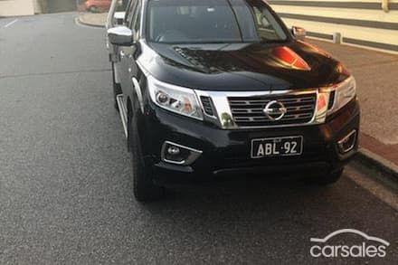 2015 Nissan Navara ST D23 Auto 4x4 Dual Cab