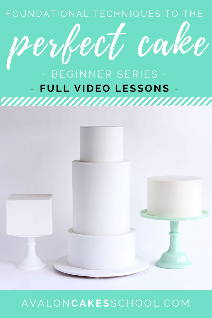 Learn an array of techniques that will help you create the perfect cake! Beginners series for how to bake, ice your cake with sharp edges (both buttercream and ganache), how to ice squares, rounds and double barrels.. how to cover a round, square and double barrel with fondant! SO many techniques that are the foundation to being an amazing cake decorator! Only on avaloncakesschool.com