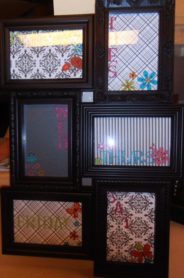 DIY Menu Board: Remember to print 40% off coupons for Hobby Lobby and Michael's and go with a lighter background.